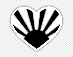 Sticker Decal T Shirt Heart Stickers Free Png Pngfuel