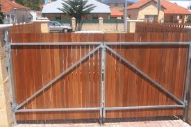 Timber Panels And Gates Perth Auswest Fencing