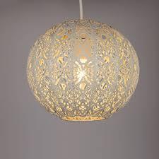 blake globe pendant light shade