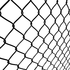 Peak Products 50 Ft W X 5 Ft H Steel Chain Link Pool Fence Panel In Black With 1 1 2 Inc The Home Depot Canada