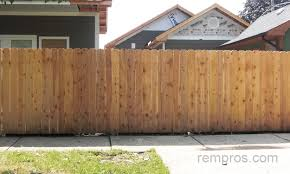 Fence Sizes Standard Fence Dimensions By Height