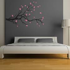 Cherry Blossom Tree Wall Decal Sakura Wall Decal