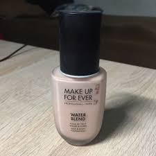 make up forever foundation face body