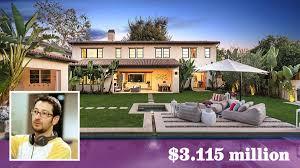 Director Luke Greenfield pulls in $3.115 million for modern Spanish-style  estate in Studio City - South Florida Sun-Sentinel