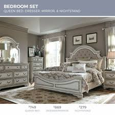 Magnolia Manor Bedroom Set available at Ivan Smith Furniture | Bedroom sets  queen, Bedroom set, Bedroom furniture