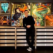 Bespoke art pieces created by Adam Ellis Studio | Moda Living