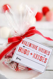 valentine wishes full of hugs kisses