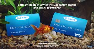 old navy credit cards rewards program