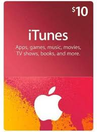 apple 10 itunes gift card us