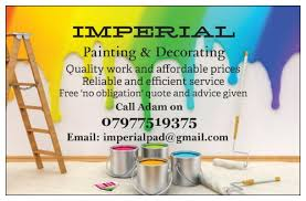 Imperial Painting and Decorating - Home | Facebook