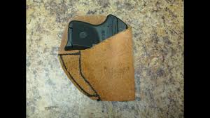 pocket holster homemade conceal