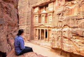 Day 1 in Petra! | KiwiOutThere