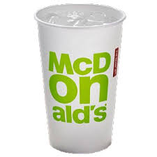 calories in mcdonald s sprite zero