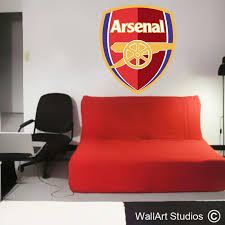 Arsenal Football Club Wall Decal Wall Art Studios Sa