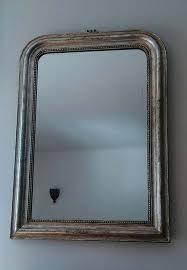 antique french mirror