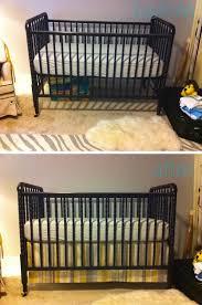 very practical diy crib skirt three