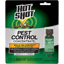 Pest Control Concentrate2 Hot Shot