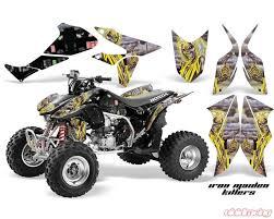 Amr Racing Graphics Kit Quad Decal Sticker Wrap Im Killers Honda Trx450r Trx450er