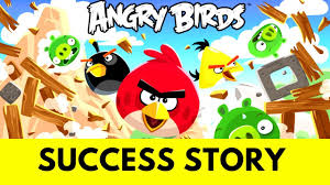 Angry Birds Success Story in Hindi | iPhone Game