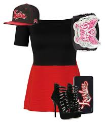 nikki bella outfit by myranasy