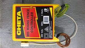 Chetah Mains Electric Fence For Sale In Blessington Wicklow From Fozzy Bear