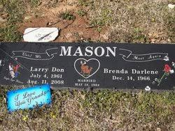 Larry Don Mason (1961-2008) - Find A Grave Memorial