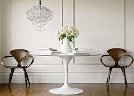 saarinen style tulip table