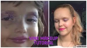 club like vine makeup tutorial