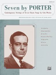 Seven by Porter: Contemporary Settings of Seven Classic Songs by Cole Porter  (Medium Low Voice), Book & CD: Porter, Cole, Hayes, Mark: 9780739052662:  Amazon.com: Books