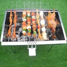 Bếp nướng than hoa V5Plus, quay tự động, cỡ lớn, lò quay vịt, siêu đa năng,  thơm ngon, chín đều, bếp nướng tự xoay, an toàn sức khỏe, inox bền đẹp, bếp