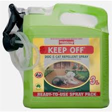 Multicrop 3l Keep Off Dog And Cat Repellent Bunnings Warehouse
