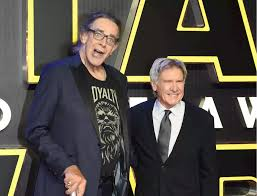 Newsdeck: Peter Mayhew, actor who played Chewbacca in 'Star Wars' movies,  dies