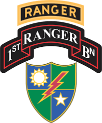 5 5 Inch 1st Battalion 75th Ranger Regiment With Ranger Tab Decal Walmart Com Walmart Com