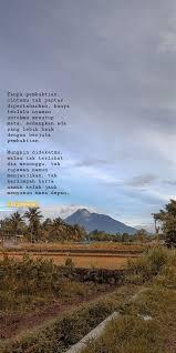 quotes galau gunung kumpulan status galau