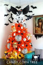 halloween pumpkins for a candy corn