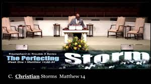 Pastor Kenny Grant ...