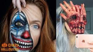 top 10 easy halloween makeup tutorial