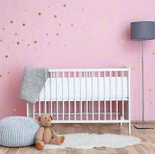 Stars Wall Decal Sticker Star Stickers Metallic Gold Stars Etsy In 2020 Childrens Wall Decals Star Wall Decals Wall Decal Sticker