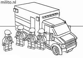 Kleurplaat Lego De Mooiste Kleurplaten Milito Nl