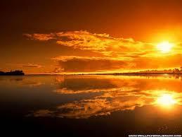 احلى واجمل صور خلفيات مناظر غروب الشمس على شاطئ البحر Coucher De