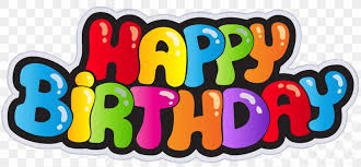 birthday party wish gift clip art png