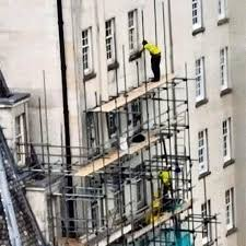 Reckless scaffolder rumbled by retired safety inspector | News | The Times