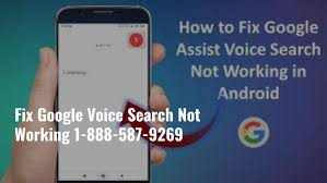 Ok Google Voice Search Not Working by ...