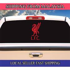 Liverpool Lfc Vinyl Decal Sticker Car Laptop Window Liverbird Footbal Sticker Archives Midweek Com