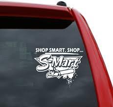 Amazon Com Black Heart Decals More Evil Dead Shop S Mart Vinyl Decal Sticker Color White 5 X 6 3 Automotive