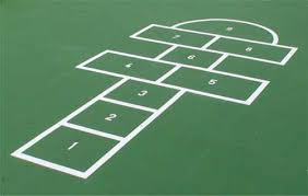 Hopscotch – Traditional Games Federation of India