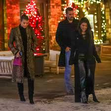 Kourtney Kardashian, Scott Disick and Sofia Richie Dine in Aspen ...