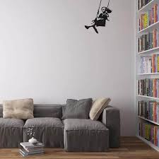 Banksy Wall Decals This Year S Best Gift Ideas