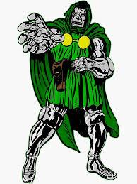 Doctor Doom Sticker By Vfall Doctor Doom Marvel Doom Marvel