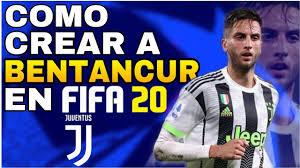 Como crear a Bentancur// Fifa 20